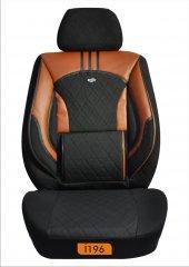 Oto koltuk kılıfı kapitone silikonlu serisi-12