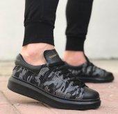 Wagoon Kalın Tabanlı Erkek Sneaker Ayakkabı-6
