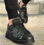 Wagoon Kalın Tabanlı Erkek Sneaker Ayakkabı-7