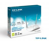 Tp Lınk Td W8961n 300mbps 4 Port Kablosuz...