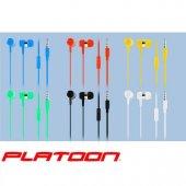 Platoon Pl 2109 Mic. Kulak İçi Mp3 Kulaklık
