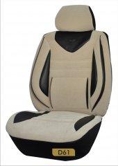 Oto koltuk kılıfı silikonlu gold serisi