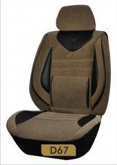 Oto koltuk kılıfı silikonlu gold serisi-7