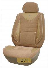 Oto koltuk kılıfı silikonlu gold serisi-11