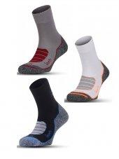 Gabriel Najdorf Trekking Unisex Spor Yürüyüş Çorabı