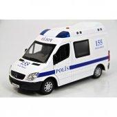 Vardem Polis Sesli Ve Işıklı Çek Bırak Oyuncak Araba