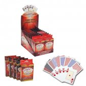 Jumbo Lux İskambil Oyun Kartları 54 Kart