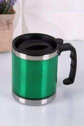 Renkli Çelik Kupa Bardak Termos 0.33 Litre 330 ML 304 Çelik-6