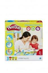 Play Doh Rakamları Ve Saymayı Öğreniyorum B3406 Pd Çocuk Oyuncak