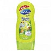 Bübchen Çocuk Şampuan & Duş Jeli Safari 230 Ml Bebek