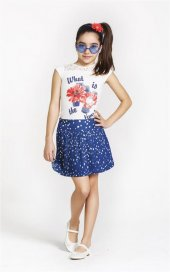 Best Kids Kız Çocuk Giyim Bluz Tişört (6 - 14 Yaş)-2