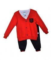 Sema Bebe Ngz Nakışlı Takım Erkek Bebek Giyim-3