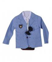 Ceketli İkili Takım Erkek Çocuk Giyim-4