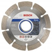 Bosch 9+1 Standard For Stone 115 Mm