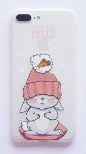 ı Phone 7 8 Flamingo Telefon Kılıfı