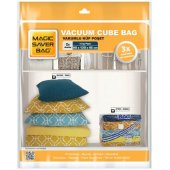 Magic Saver Bag 2li Askılı Vakumlu Poşet Seti (L)