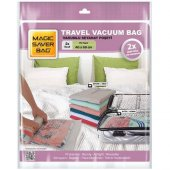 Magic Saver Bag 2li Seyahat Vakumlu Poşet Seti (S)