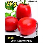 Domates Tohumu Rio Grande 25 G. (Takribi 3750...