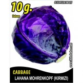 Lahana Tohumu Mohrenkopf (Kırmızı) 10 G...