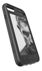 Oaxis InkCase i7 Siyah iPhone Uyumlu Akıllı Kılıf-2