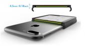 Oaxis InkCase i7 Plus iPhone Uyumlu Akıllı Kılıf-4