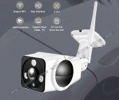 AE 360° Dış Mekan Full Hd Wifi Ip Bebek IR Led Güvenlik Kamerası-5