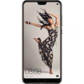Huawei P20 Pro 128 Gb Siyah Cep Telefonu (Huawei Türkiye Garantili)