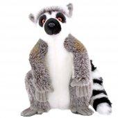 Animals Of The World Oturan Lemur Peluş Oyuncak 28 cm