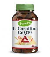 Voonka L Carnitine Co Q10 32 Kapsül