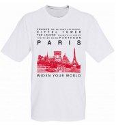 Tk Collection Paris T Shirt