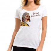 Thk Design Sabiha Gökçen Kadın T Shirt