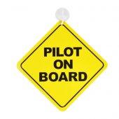 Thk Design Araba Levhası Pilot On Board