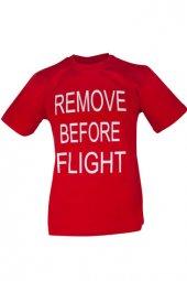 Thk Design Remove Before Flight T Shirt