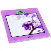 Valy V Bc 9342 Dijital Fotoğraf Çerçeveli Banyo Tartısı