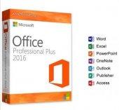 Microsoft Office Pro. Plus 2016 Lisans Anahtarı - RETAİL KEY