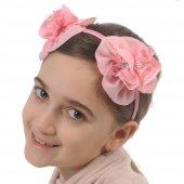 Babygiz Çiçek Aksesuarlı Taç Nba266