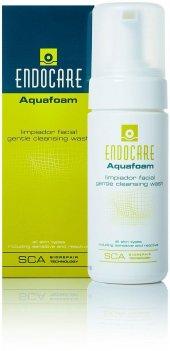 Endocare Aquafoam 125 ml Yüz Temizleme Köpüğü