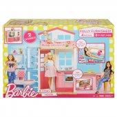 Barbie Portatif Evi DVV47 Barbienin Evi 100 Lisanslı Orjinal Ürü-2