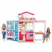 Barbie Portatif Evi DVV47 Barbienin Evi 100 Lisanslı Orjinal Ürü-3