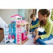 Barbie Portatif Evi DVV47 Barbienin Evi 100 Lisanslı Orjinal Ürü-4