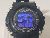 Dijital Erkek Çocuk Saati Işıklı Alarmlı Takvimli Kronometreli