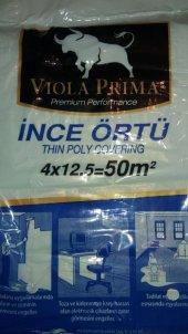 Viola Prima Hışır Naylon Örtü 50 M2