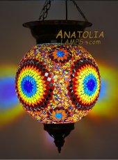 Mozaik Lamba Tekli Sarkıt Ball
