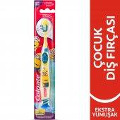 Colgate Minions Çocuk Diş Fırçası 6+ Yaş