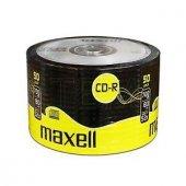Maxell Cd R 700mb 80min 52x 50 Li Shrink