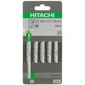 Hitachi 750043 5 Parça T Tipi Ahşap Profesyonel De...