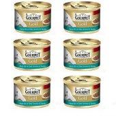 Gourmet Gold Somonlu Tavuklu Kedi Konservesi 85 Gr X 6 Adet