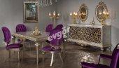Kral Art Deco Yemek Odası