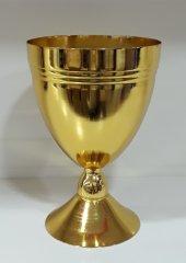 çekirdek Model Gold Vazo (Metal)