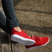 KEEWAY 011 Kırmızı Erkek Spor Ayakkabı-4
